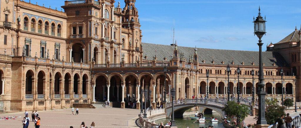 Madryt, Plac Hiszpański