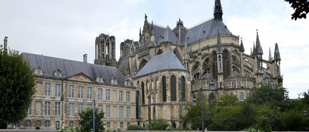 Reims, Katedra Notre-Dame