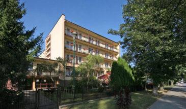 Busko Zdrój - Hotel Gromada